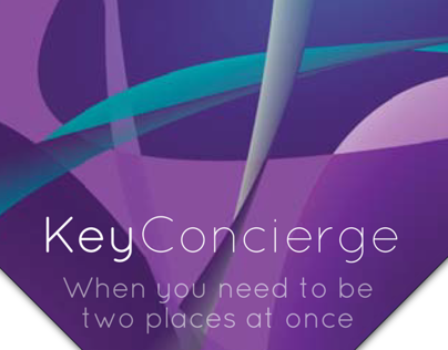 Key Concierge - Business Card