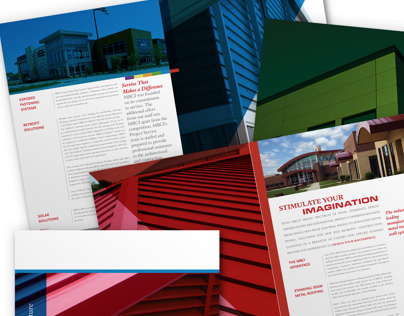 MBCI | Various Marketing Collateral