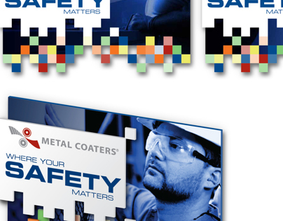 Metal Coaters  | Various Marketing Collateral