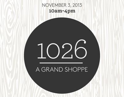 1026: A Grand Shoppe