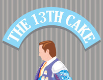 #the13thcake