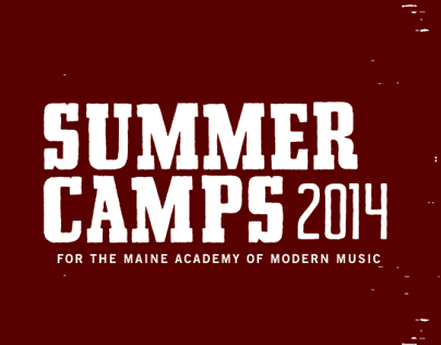 MAMM Summer Camps 2014