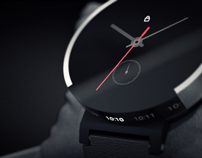 cyclus™ [smartwatch concept]