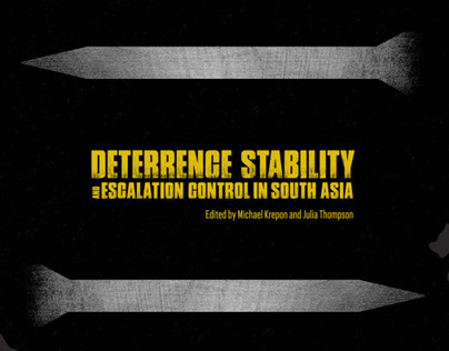 Deterrence Stability book design