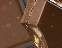 3D Luxury Chocolate - Packaging Imagery