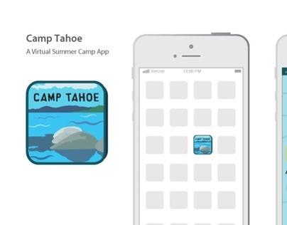Summer Camp App