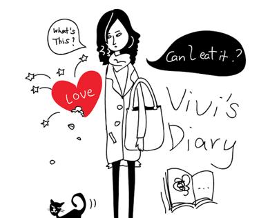 Vivis 365 diary