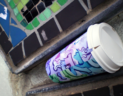 Brick Lane Coffee Cups