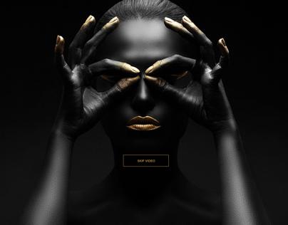 Silhouette Fashion UI/UX