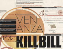 Infographics Kill Bill