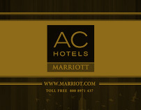 Marriott -  Pop up