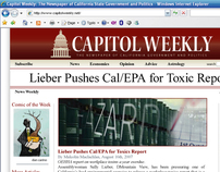 Capitol Weekly