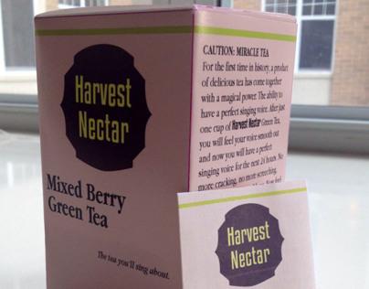 Harvest Nectar Tea Box