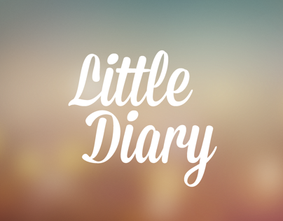 Little Diary - Pattern Design