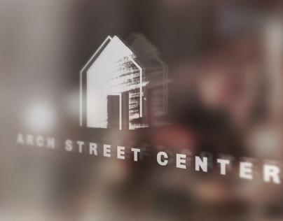 Arch Street Center Logo Design