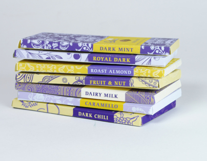 Cadbury Packaging Redesign