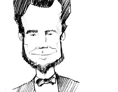 Sketchbook: The Presidential Rut