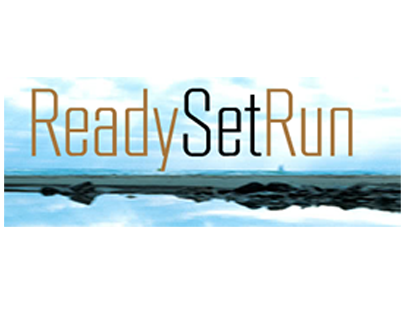 ReadySetRun - Masthead for Web Design