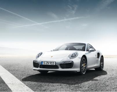 Porsche Special Ads 2013 – 2014