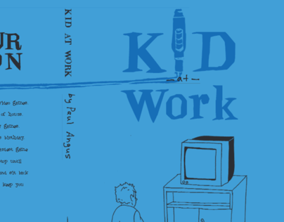 Kid at Work book cover