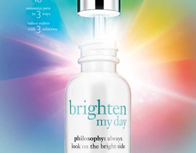 Philosophy Brighten My Day