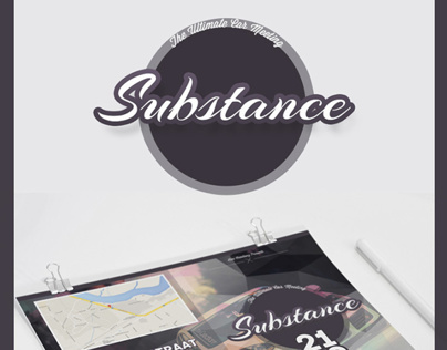 Flyer: Low Creationz Presents Substance