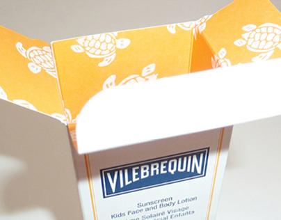 Packaging  / Vilebrequin Sunscreen