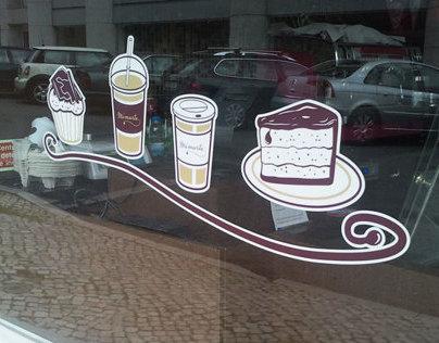 Illustrations for Mimarte chocolatier