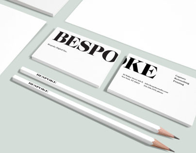 BESPOKE, Branding