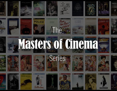 Masters Of Cinema Projects