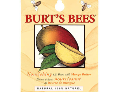 Burts Bees Packaging Illustrations by Steven Noble