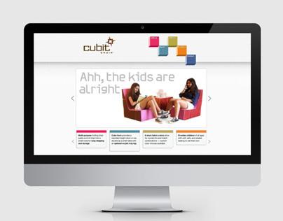 Cubit Chair Website