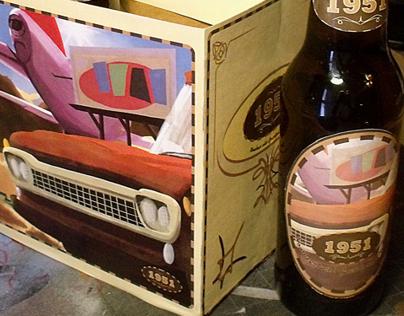 1951 Soda Packaging