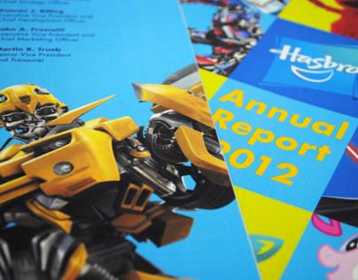 Hasbro Annual Report