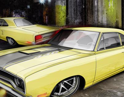 Yellow Runner