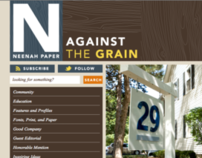 Neenah Paper - Against The Grain Blog