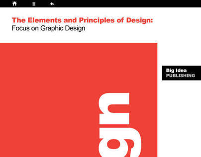 Interactive Book: The Elements and Principles of Design