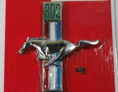 Repuestos Mustang