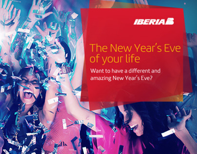 Iberia™ Airlines International Facebook Campaign