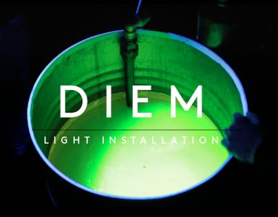 Diem Light Installation