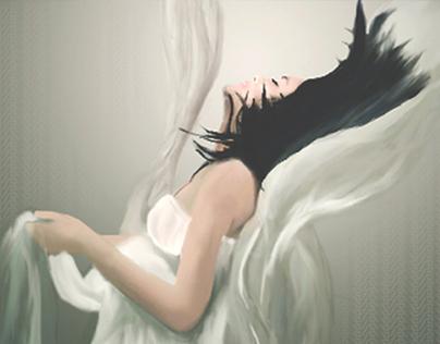 Digital Painting: Liberated