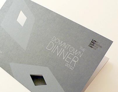 Downtown Dinner / Lower Manhattan Cultural Council