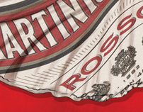 MARTINI & ROSSI PRINTS 2