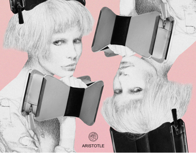 Aristotle Rose Bag Brand