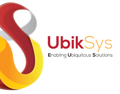 UbikSys Branding \ The Glitch