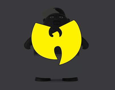 Wu-Tang Vinyl Toy