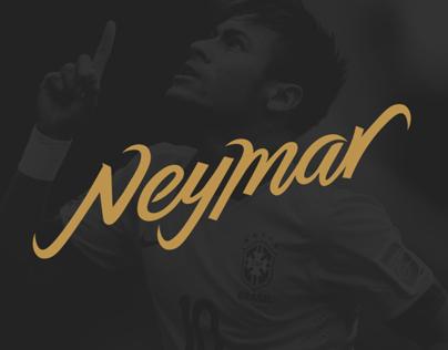 Branding Neymar