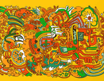 The City Doodle