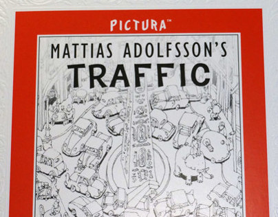 Mattias Adolfsson Traffic