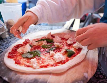Pizza Moto Website